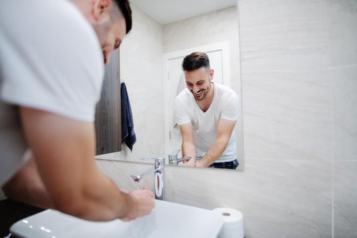 しっかり手を洗って欲しいのだけど……(写真:iStock)
