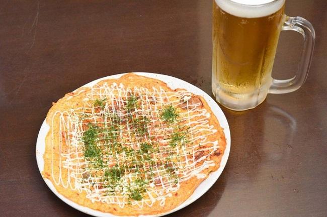 合う酒=ビール、ハイボール(C)コクハク