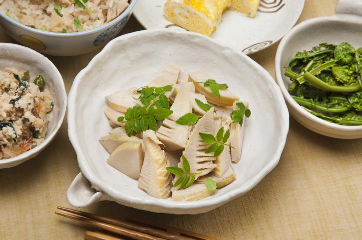 旬の食材を使うシーンも(写真:iStock)