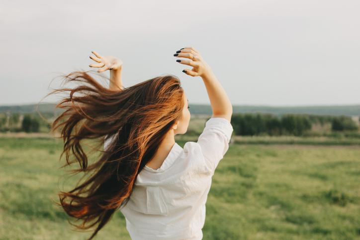 健やかな髪と地肌になりたい(写真:iStock)