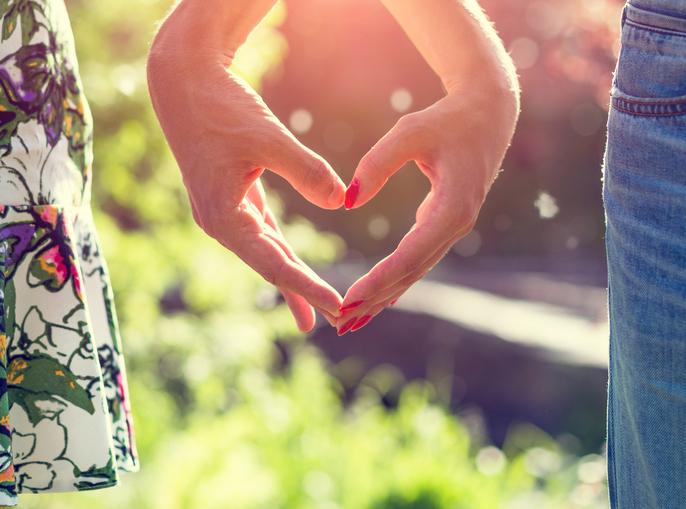素敵な恋にめぐり合えますように(写真:iStock)