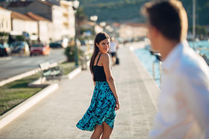 運命の女性になれるかも♡(写真:iStock)