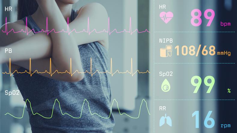 女性の体のデータを集計する方針(写真:iStock)