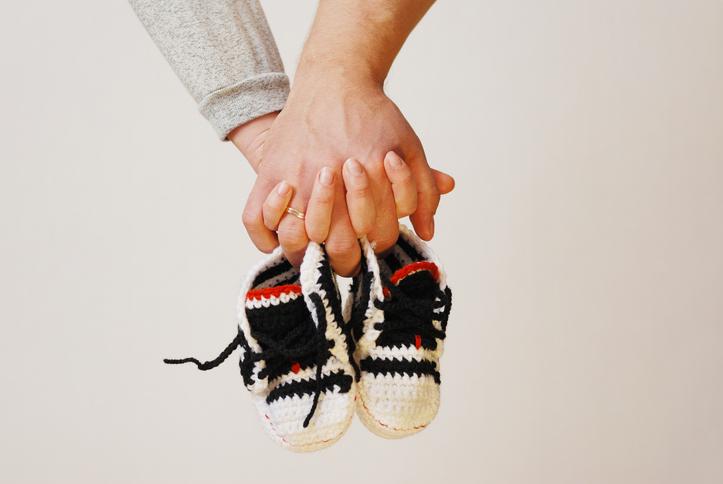 生まれてくる我が子のために(写真:iStock)