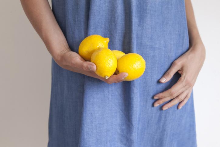 妊娠中はすっぱいものが欲しくなる(写真:iStock)