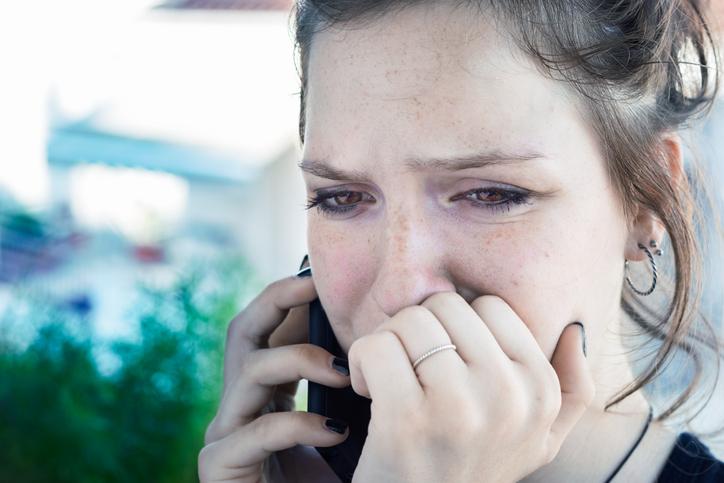 泣きながら責めるのは絶対NG(写真:iStock)