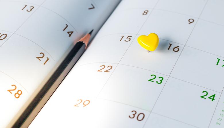 デートの予定を決めておこう(写真:iStock)