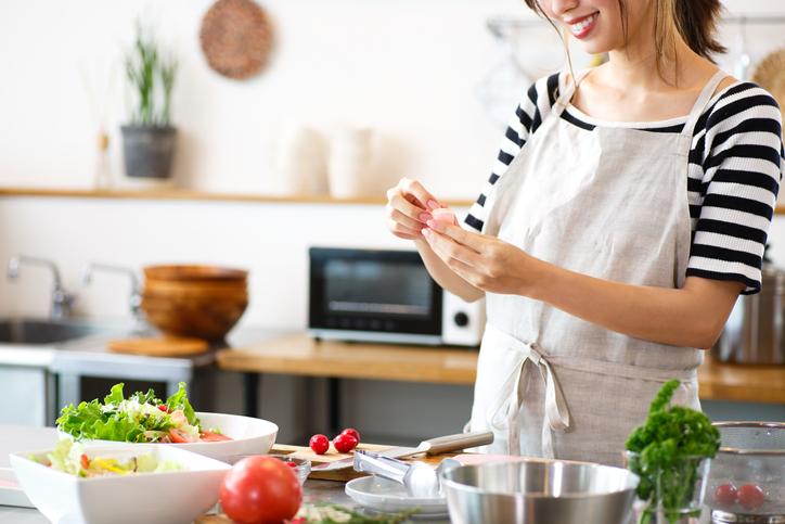 自分ご飯をもっと美味しく(写真:iStock)