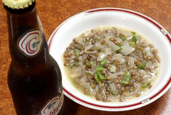 合う酒=ビール、ワイン、焼酎(C)コクハク