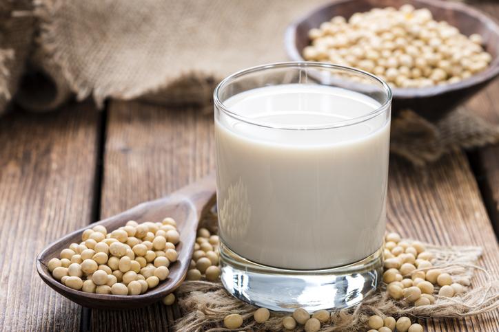 豆乳レシピできれいになろう(写真:iStock)