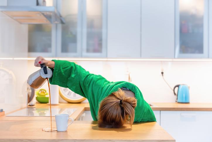 体調を崩したら本末転倒(写真:iStock)