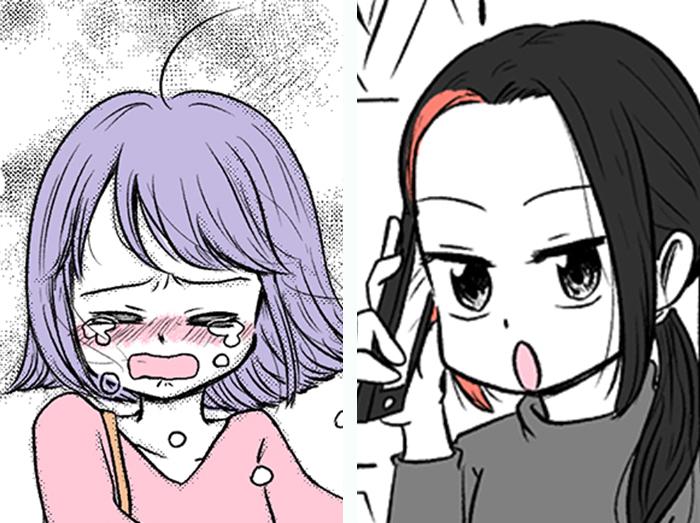 リコ(左)とノラ(写真:iStock)