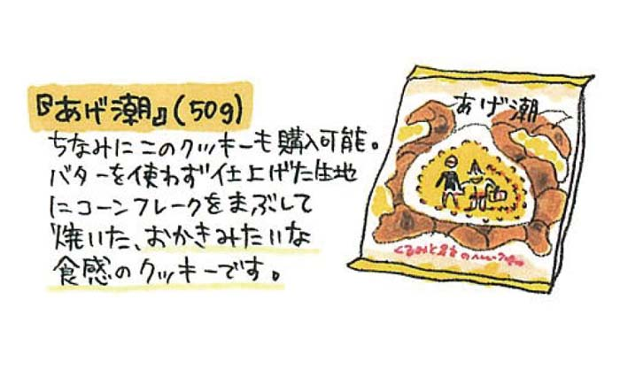 イラスト:たかはしみき(「はらぺこ おとりよせ便」より)