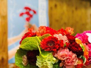 今年の5月は「母の月」旬のお花がアナタの感謝を伝えます