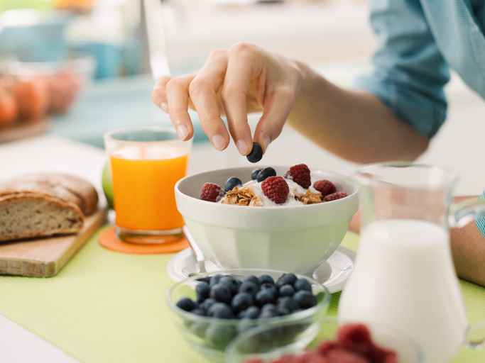 体重キープに効果的な食事って?(写真:iStock)