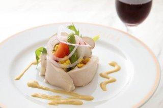 「とり胸肉の低温調理サラダ」ダイエット中でもこれならOK!