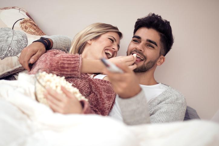 笑いのツボは重要!(写真:iStock)