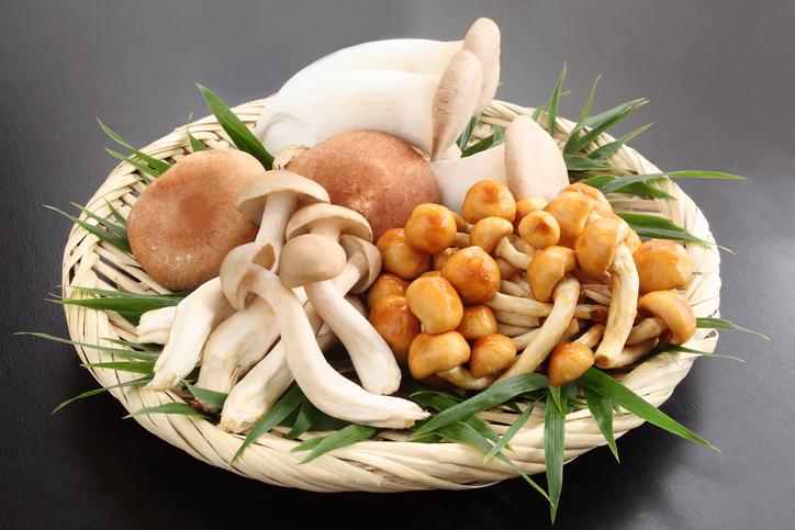「菌活」食材を利用して内側からキレイに♪(写真:iStock)