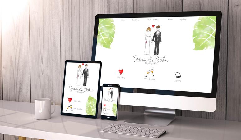 注目のオンライン婚活(写真:iStock)