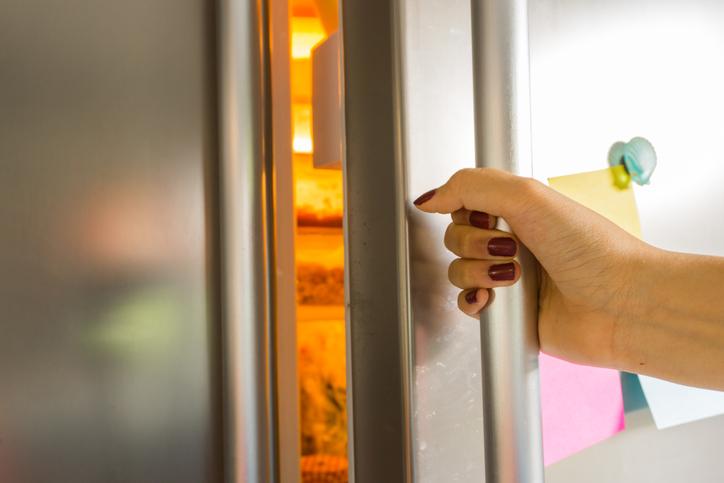 冷蔵庫の中には…(写真:iStock)