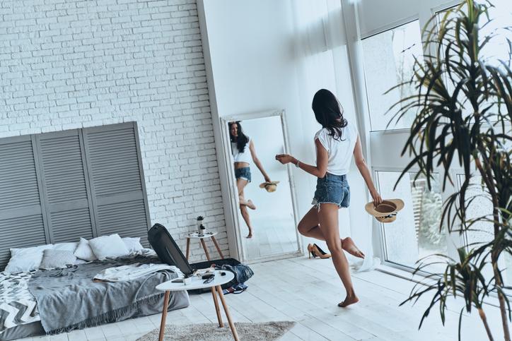 自分の好きな空間でおうち時間を快適に♪(写真:iStock)