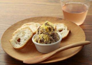 「さば缶のリエット」バターと混ぜて冷蔵庫で冷やすだけ
