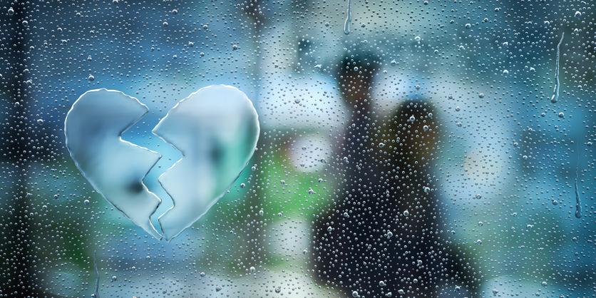 男と女には別れはつきものだけど…(写真:iStock)