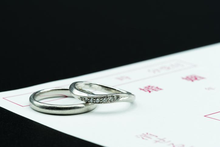 コロナ禍で結婚欲が高まる人も(写真:iStock)