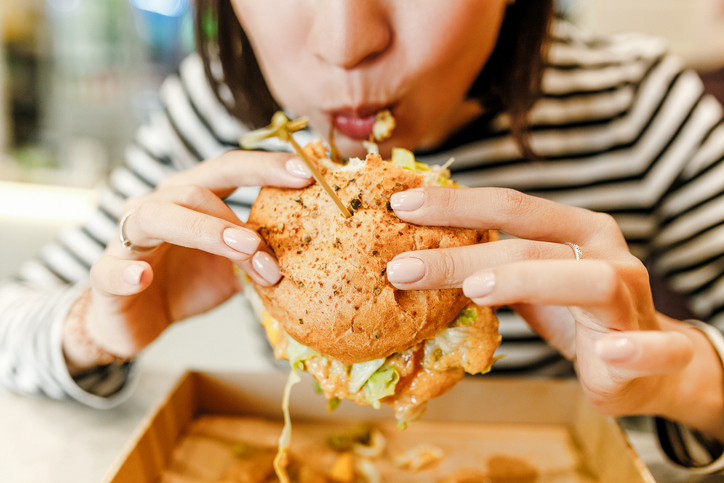 もしかして…太った?(写真:iStock)