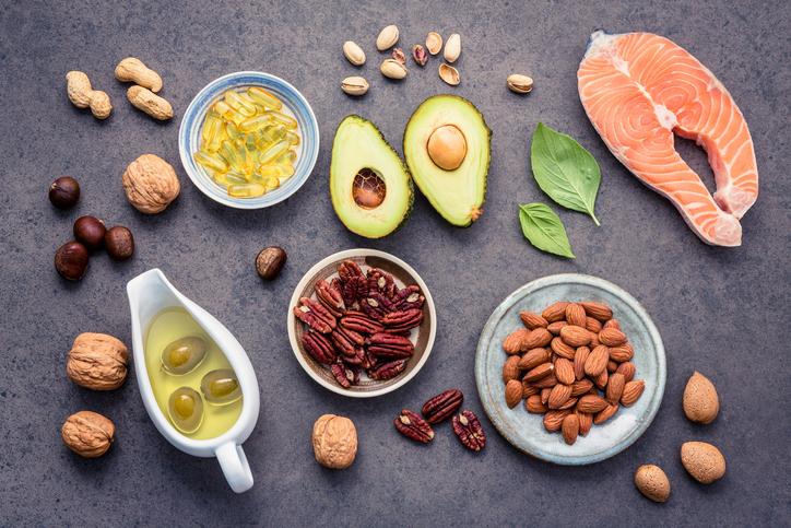 自律神経を整える食習慣を意識して(写真:iStock)