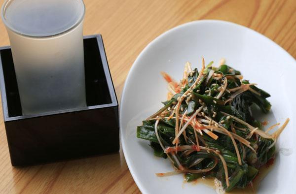 合う酒=日本酒、ハイサワー(C)コクハク