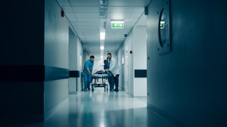 救急搬送されたこともあったっけ(写真:iStock)
