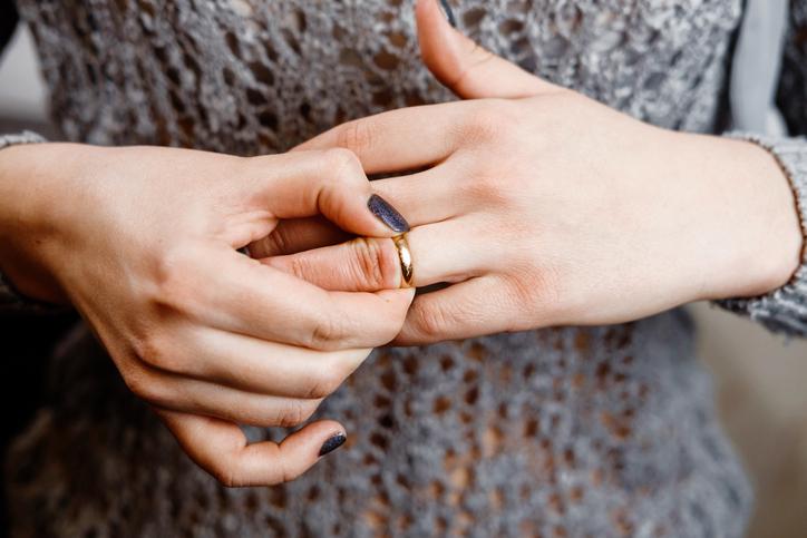 迷わず離婚を選択できるように(写真:iStock)