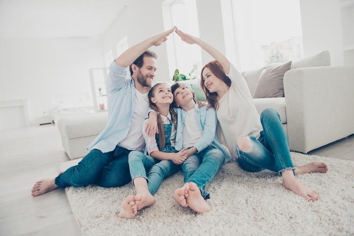 住む人数や家族構成によっても変わってくる(写真:iStock)
