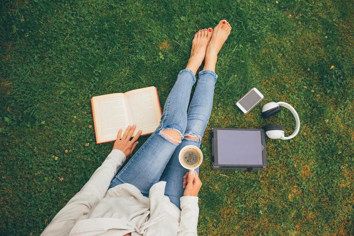 リラックスする時間を意識的に作る(写真:iStock)