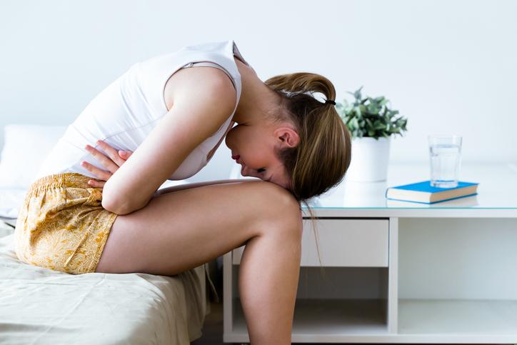 都合が悪くなると体調が悪くなる妻(写真:iStock)