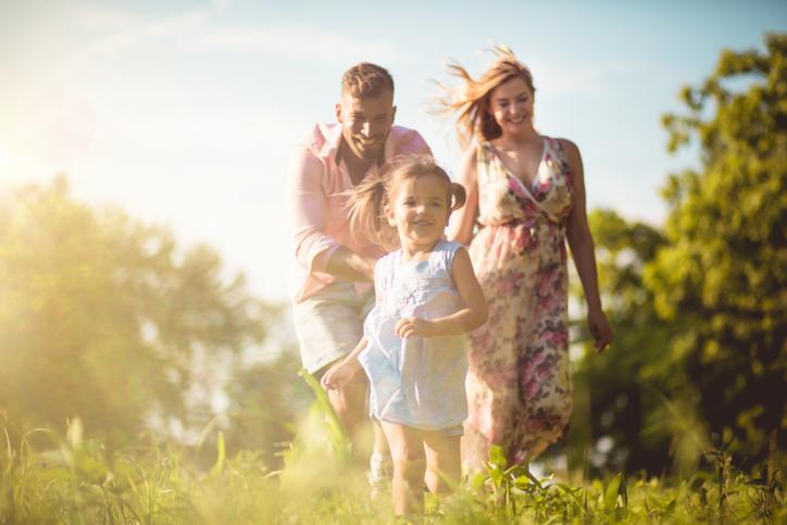 夫を立て子どもを愛す「良妻賢母」向き(写真:iStock)