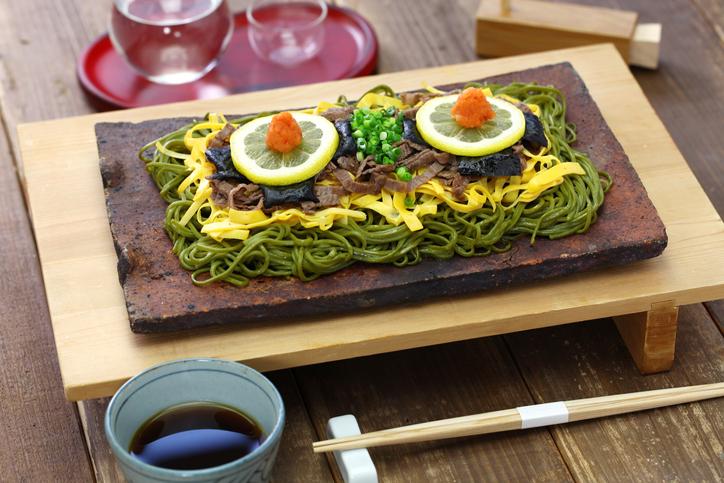 ドラマで有名になった「瓦蕎麦」は山口名物(写真:iStock)
