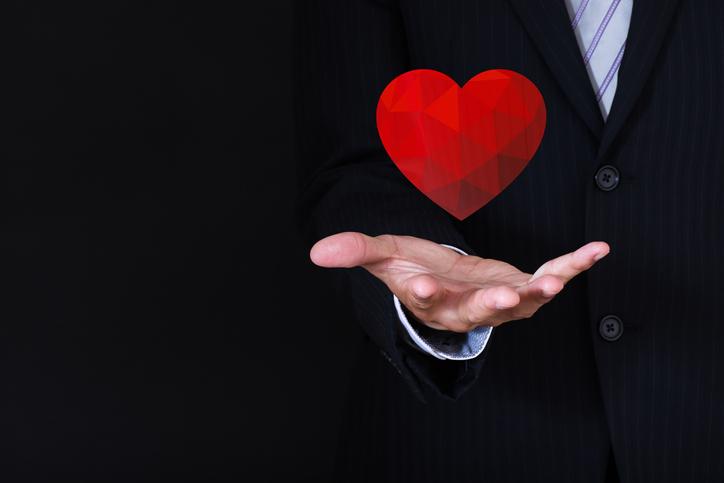 恋愛観は件によって異なる傾向が(写真:iStock)
