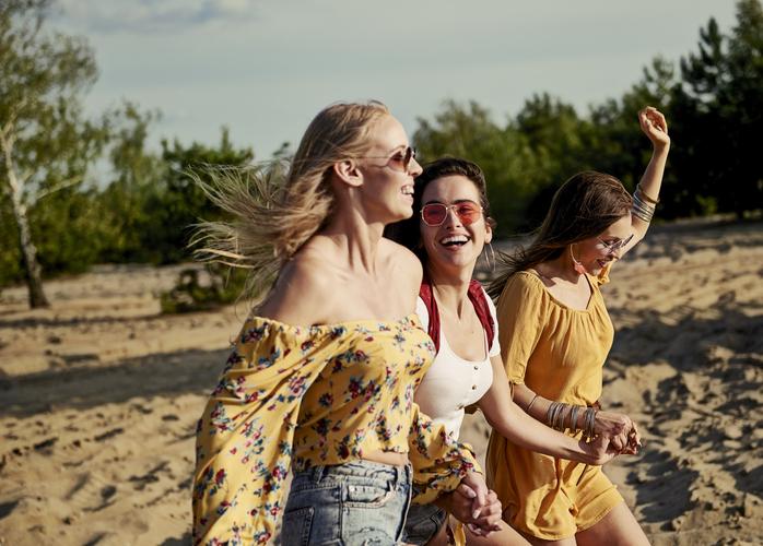 夏を楽しもう!(写真:iStock)