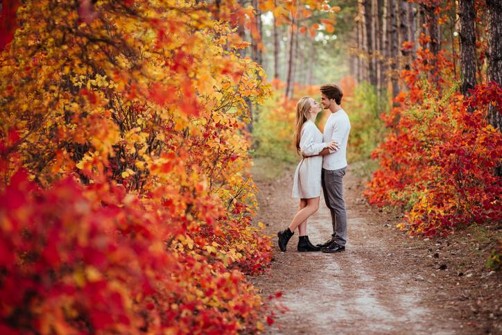 秋になったら・・・(写真:iStock)