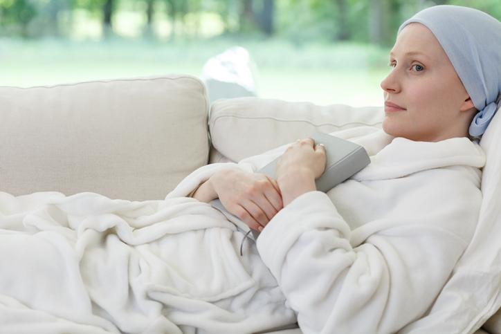 ガンであることを受け入れる(写真:iStock)