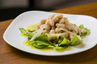 「豆のサラダ」イタリアンの前菜に…時間を置くほど風味がUP