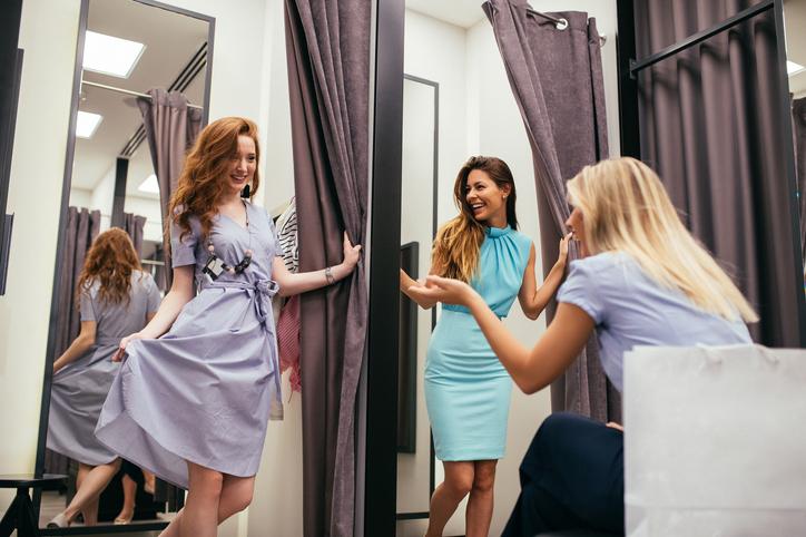 ファッションを楽しもう!(写真:iStock)