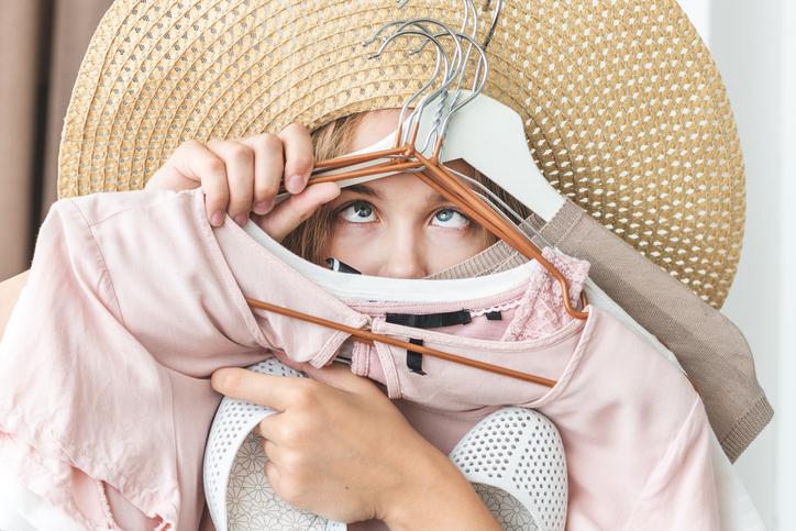 ファッションセンスはどうやって磨けばいいの?(写真:iStock)