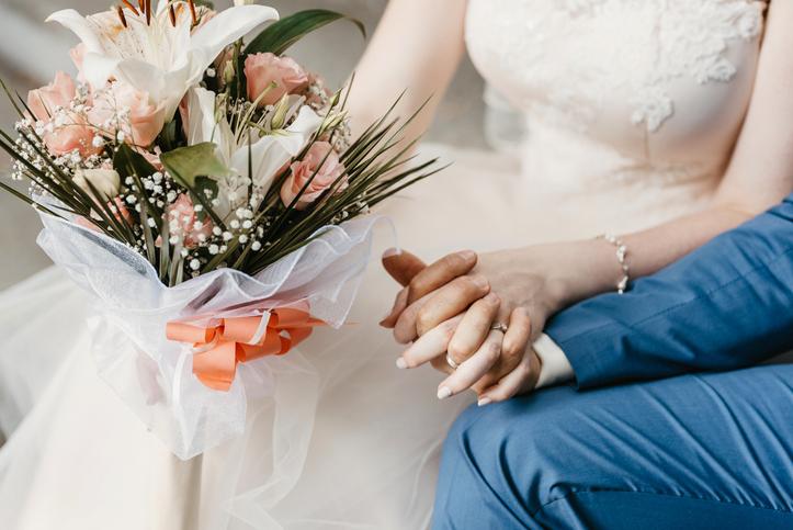 彼のタイプを見極めて幸せな結婚を(写真:iStock)