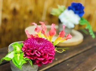 家にある物で代用! NOテクニックで飾る花が運を引き寄せる