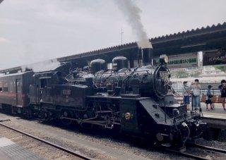 蒸気機関車に会いに 2020.9.7(月)