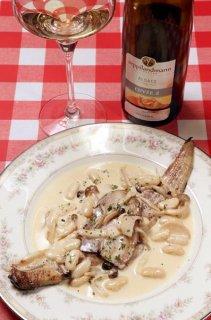 特別な日に…ちょっぴり贅沢な白ワイン煮「鰻のマトロート」
