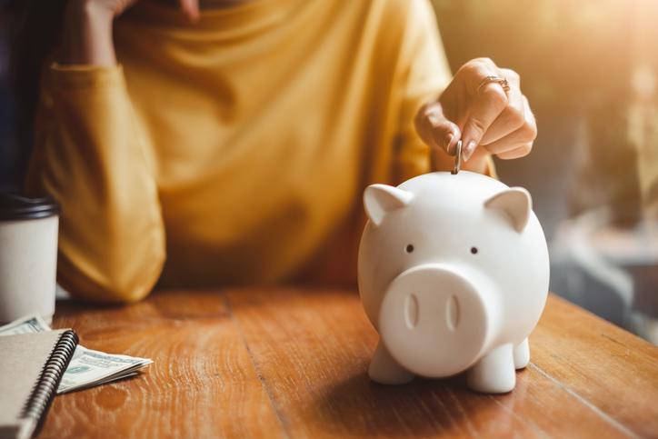 意識が変わればお金は貯まる(写真:iStock)
